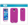 Samsung i9500 Galaxy S4 szilikon hátlap, OLO Cloud, pink