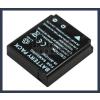 Samsung IA-BH125C 3.7V 1250mAh utángyártott Lithium-Ion kamera/fényképezőgép akku/akkumulátor