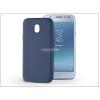 Samsung J330F Galaxy J3 (2017) szilikon hátlap - Soft - kék