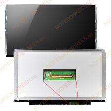 Samsung LTN133AT28-B01 kompatibilis fényes notebook LCD kijelző laptop kellék
