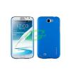 Samsung Momax ultra vékony kék hátlapvédő Samsung N7100 Galaxy Note 2