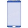 Samsung N9000, N9005 Galaxy Note 3 plexi ablak kék*
