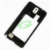 Samsung N9005 Galaxy Note 3 fehér gyári bontott középkeret