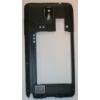 Samsung N9005 Galaxy Note 3 középső keret fekete*