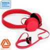 Samsung Nokia Coloud Knock mikrofonos fejhallgató, piros