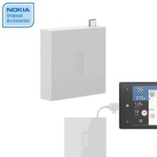 Samsung Nokia microUSB-s hordozható töltő, fehér, 1750mAh mobiltelefon kellék
