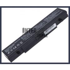 Samsung RV409-S03TH 4400 mAh 6 cella fekete notebook/laptop akku/akkumulátor utángyártott samsung notebook akkumulátor