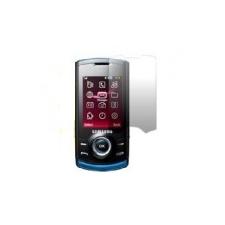 Samsung S5200 kijelző védőfólia* mobiltelefon előlap