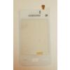 Samsung S5220 Star 3 érintőpanel, érintőképernyő fehér*