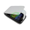 Samsung S8000 Jet fehér flip tok