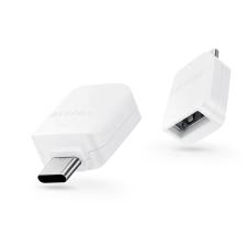 Samsung Samsung gyári OTG USB - USB Type-C átalakító adapter - EE-UN930 - fehér - (ECO csomagolás) mobiltelefon kellék