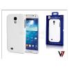 Samsung Samsung i9500 Galaxy S4 hátlap - V7 Metro Anti-Slip - fehér