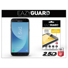 Samsung Samsung J530F Galaxy J5 (2017) gyémántüveg képernyővédő fólia - Diamond Glass 2.5D Fullcover - fekete mobiltelefon kellék