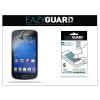 Samsung Samsung S7390 Galaxy Fresh képernyővédő fólia - 2 db/csomag (Crystal/Antireflex HD)