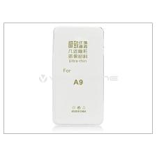 Samsung Samsung SM-A900 Galaxy A9 (2016) szilikon hátlap - Ultra Slim 0,3 mm - transparent tok és táska