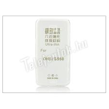Samsung Samsung SM-G550 Galaxy Grand On5 szilikon hátlap - Ultra Slim 0,3 mm - transparent tok és táska
