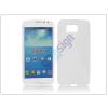 Samsung Samsung SM-G850 Galaxy Alpha szilikon hátlap - S-Line - fehér