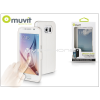 Samsung Samsung SM-G920 Galaxy S6 flipes tok - Muvit Window Folio - white