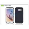 Samsung Samsung SM-G920 Galaxy S6 hátlap - Case-Mate Slim Tough - black/silver