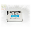 Samsung SLB-11A akkumulátor (Utángyártott)