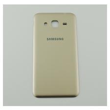 Samsung SM-J320F Galaxy J3 (2016) akkufedél arany tok és táska