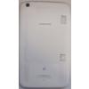 Samsung T315 Galaxy Tab 3 8.0 LTE hátlap (akkufedél) fehér*