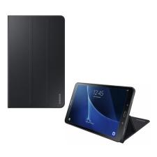Samsung tok álló (flip, asztali tartó funkció) fekete tok és táska