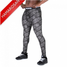 SAN JOSE MEN'S TIGHTS - BLACK/GREY (BLACK/GREY) [S]