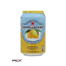 San Pellegrino Üdítõital, szénsavas, 0,33 l, SAN PELLEGRINO, citrom üdítő, ásványviz, gyümölcslé