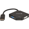 SANDBERG Adapter DP > HDMI+DVI+VGA