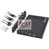 SANDBERG Akkubank - Powerbank 20000mAh for Laptop (Max.85W notebook + 2xUSB 3.1A kimenet; 12 csatlakozó; aluminium)