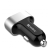 SANDBERG multi autós töltő  3x USB  7.2A