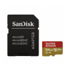 Sandisk Extreme microSD 64GB  90MB/s CL10 UHS-I