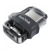Sandisk mobil memória DUAL DRIVE m3.0, 128GB, 150MB/s (173386)