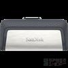Sandisk Ultra Dual Drive 128GB Type-C és USB 3.0 pendrive, 150MB/s (173339)