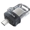 Sandisk Ultra Dual Drive m3.0 64GB Szürke & Ezüst 173385