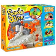 Sands Alive : útépítő készlet kreatív és készségfejlesztő