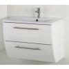 Sanotechnik Sweet 70 alsóbútor fehér mosdó nélkül