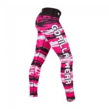 SANTA FE TIGHTS (BLACK/PINK) [S] leggings