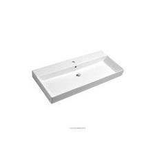 Sapho SAPHO KARE kerámiamosdó, 98x46cm (17100)- fürdőszoba kiegészítő