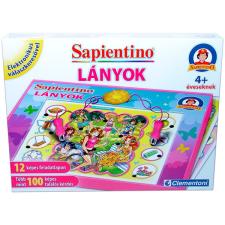 Sapientino lányok társasjáték