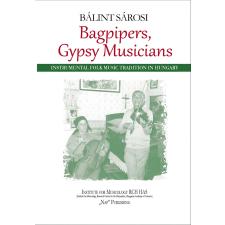 Sárosi Bálint SÁROSI BÁLINT - BAGPIPERS, GYPSY MUSICIANS egyéb zene