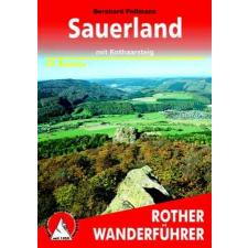 Sauerland - RO 4038 térkép