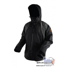 Savagear Savage Gear Black Savage Jacket Grey