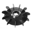 Saviplast villanymotor alkatrész Saviplast Villanymotor ventilátor lapát VF MEC 112 D38