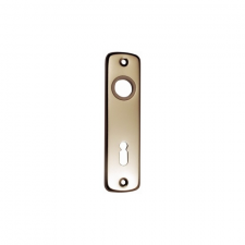 SB ajtócím lővér kulcslyukas F3 (1 pár) fogó