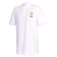 SBS sbs galléros póló (fehér) 39609 férfi póló