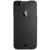 SBS vertical flip-es tok - iPhone 5/5S - antracit
