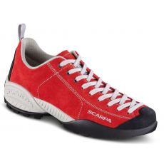 Scarpa Trekking cipő Scarpa Mojito Szín: piros/fekete / Cipőméret (EU): 39,5