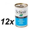 Schesir Konzerv Cat - tonhal 12 x 140g